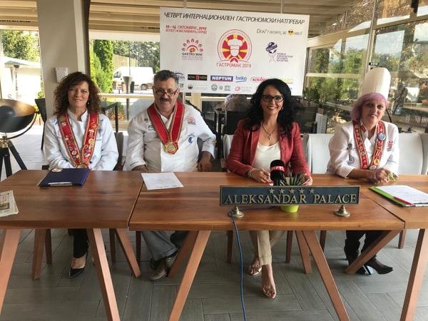 """Охрид – домаќин на врвните светски готвачи: Интернационален кулинарски настан """"ГастроМак 2019"""""""