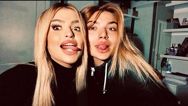 """Кога Лина Пејовска """"ќе ти пушти јазик"""", не знаеш дали е таа или сестра и, ама затоа се знае од кого ја наследиле убавината (ФОТО)"""