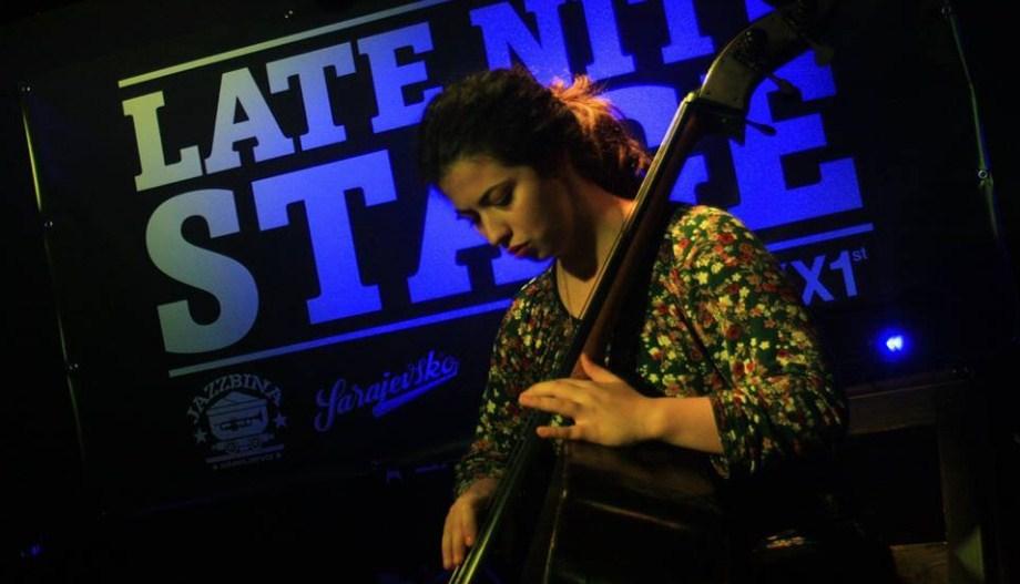 """Aндреа Мирческа е добитник на """"Златен Орикс"""" за најдобар млад џез-музичар во 2019 година"""