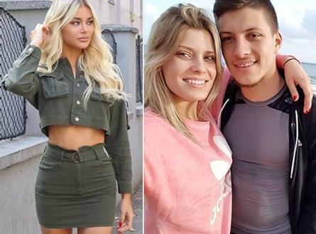 Врската на Лука Јовиќ и Софија Милошевиќ крена прашина: Ѕвездата на Реал не е женет, но има вонбрачен син!
