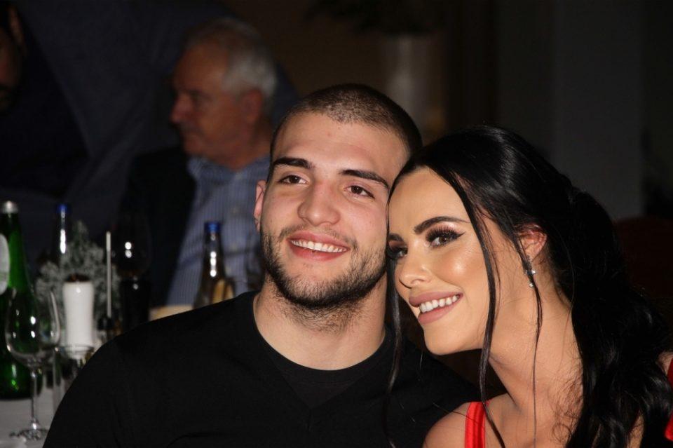 Одреден датумот за свадбата на Вељко Ражнатовиќ и Богдана