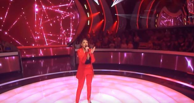 """Можеби до крајот на шоуто ќе стане српска снаа: Елена Миленковска се врати во """"Ѕвездите на Гранд"""", а тој и беше најголема поддршка"""