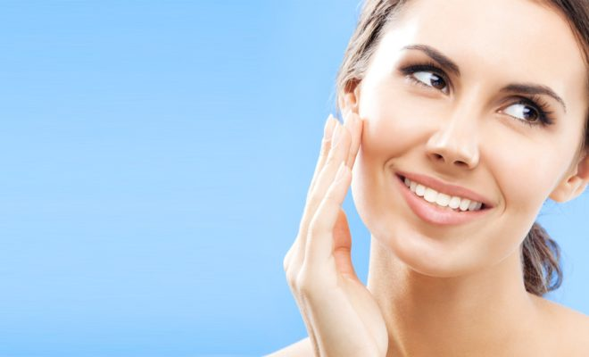 Направете пауза од шминкање