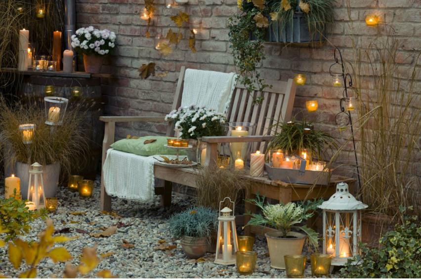 Магично: Глетки поради кои и есента ќе сакате да ја поминете на тераса или во градина