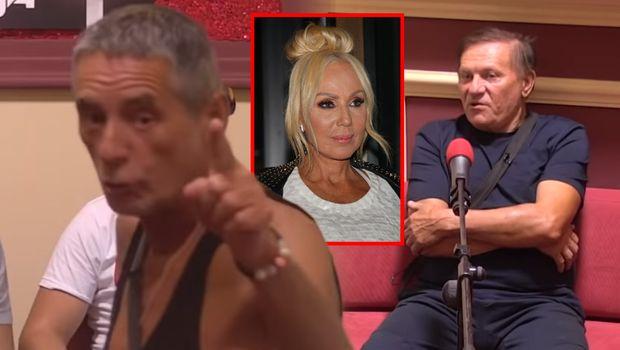 """Лепа Брена е виновна за првиот развод на Милош Бојаниќ? Открила дека пејачот ја изневерува сопругата со вработена во """"Гранд"""""""