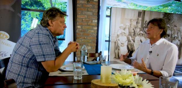 """Драган Вучиќ во """"Гурмански муабети"""" прв го угости Здравко Чолиќ кој откри ретко пoзнати детали од животот (видео)"""
