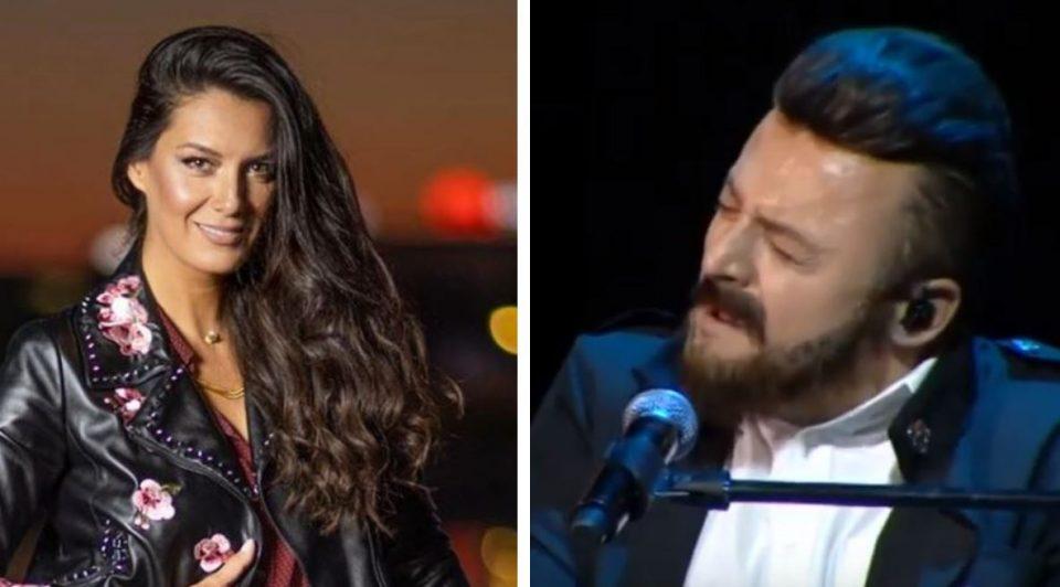 """Mарија Kилибарда му поласка на Даниел Кајмакоски: """"Секогаш си божанствен, јас сум пристрасна кога си ти во прашање"""" (видео)"""