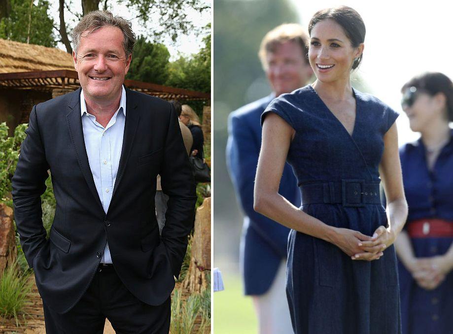 """Откако кралското семејство ги тужеше медиумите, се огласи британскиот водител: """"Погрешно е што принцот Хари ја споредува својата мајка со Меган"""""""