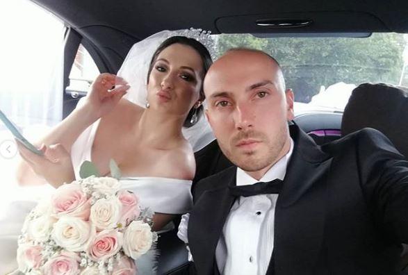 Го дочека и тој ден: Се омажи ќерката на Сузана Спасовска, а фолк пејачката беше највесела на свадбата (фото)