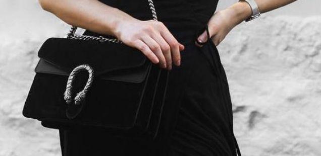 Црната чанта е секогаш во тренд