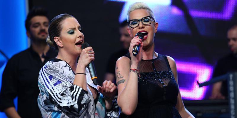 Тамара Тодевска и Тијана Дапчевиќ снимаат дует? (фото)