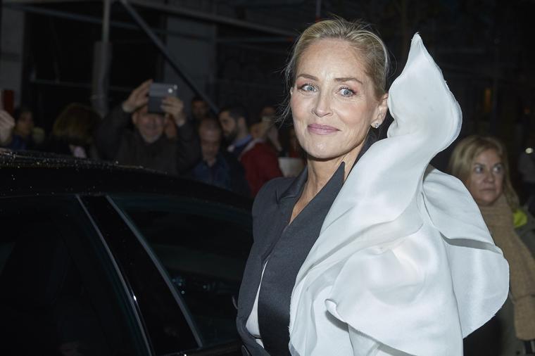 Шерон Стоун поради еден детаљ на модната комбинација стана предмет на потсмев (фото)