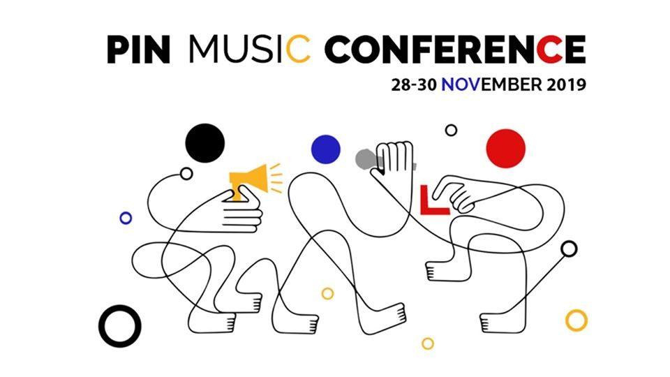 PIN MUSIC Conference & Showcase 2019 во МКЦ