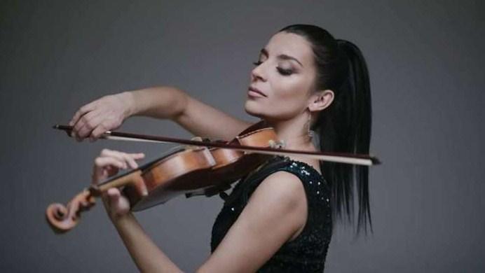 """Андријана Јаневска ќе биде прва виолина во """"Планетарниот оркестар"""" од Лондон"""