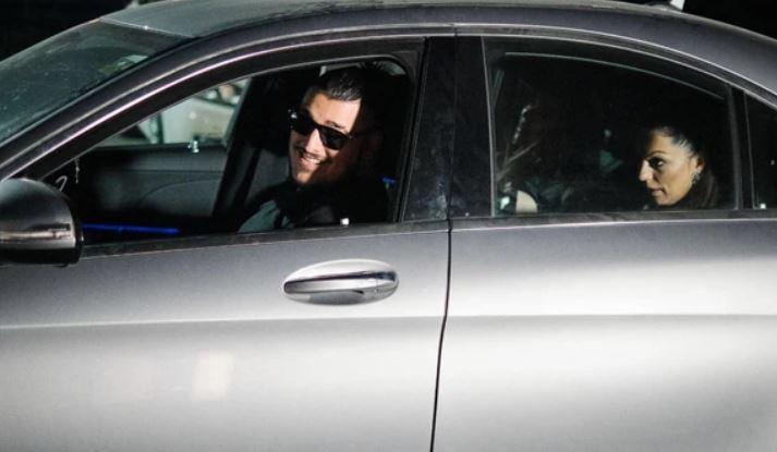 Дарко Лазиќ првпат седна зад воланот по сообраќајната несреќа (фото)