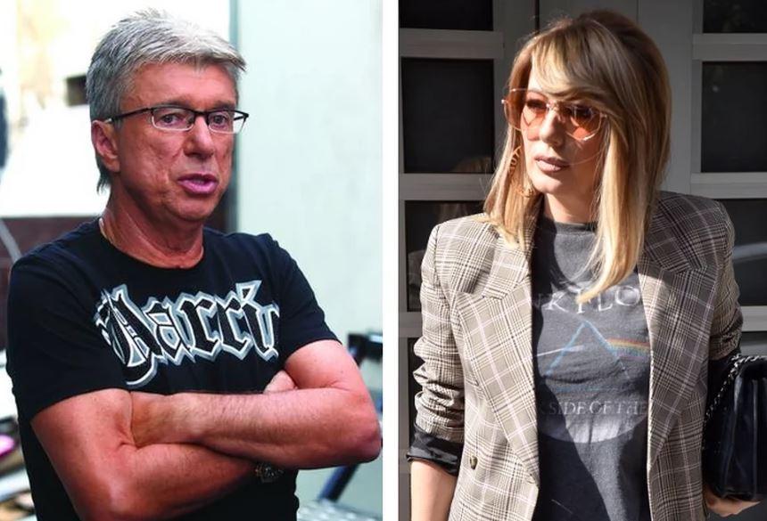 """Вики Миљковиќ пред вклучени камери се испокара со Саша Поповиќ: """"Шоуто ти е јадно!"""""""