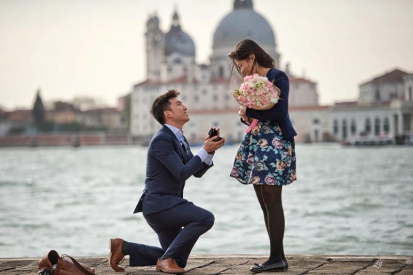 Ова е најромантичното место за запросување: Тука љубовта добива друго име
