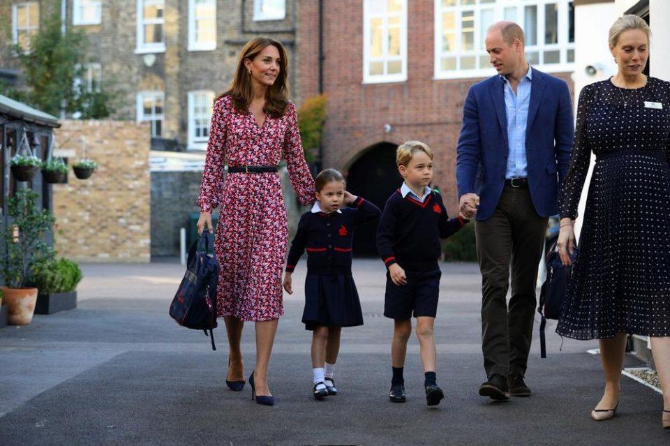 Принцезата Шарлот за Божиќ има една желба, но родителите нема да и ја исполнат