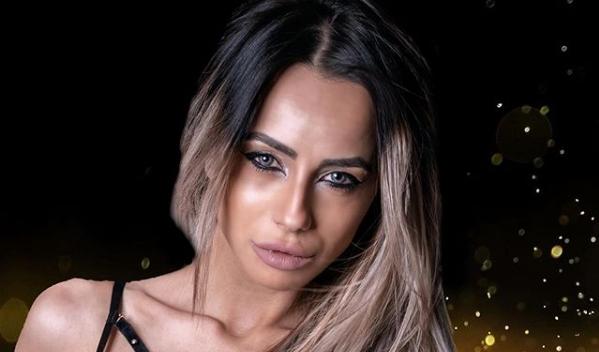 """Македонската Северина го """"прочуре"""" Инстаграм: Пејачката Марија Луиса во ултрасекси фотосесија (ФОТО)"""
