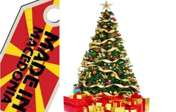 Секој град во Македонија има своја новогодишна елка: Еве како ја китат елката скопјани, битолчани, прилепчани, охриѓани, струмичани… (ФОТО)
