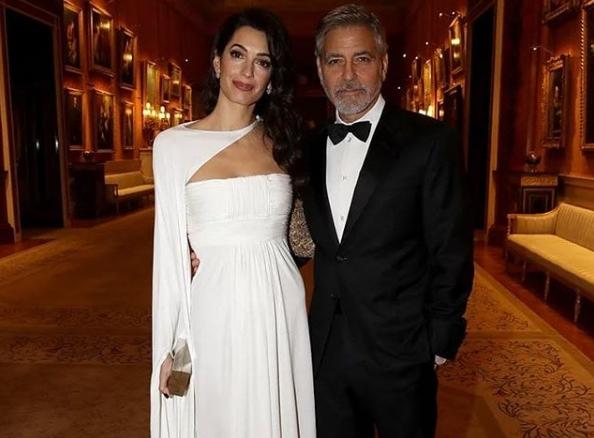 Џорџ Клуни се вратил на стариот живот – наводно ја изневерувал Амал?!