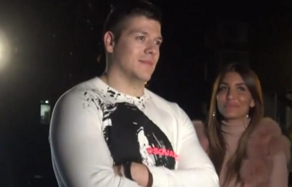 Само што ја покажа новата девојка, Слоба Радановиќ веќе чека бебе и ќе се жени?!