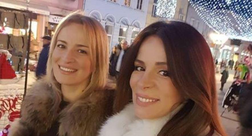 Натали Грубовиќ ретко открива детали од приватниот живот, но сега со посебна честитка јавно и се обрати на својата сестра