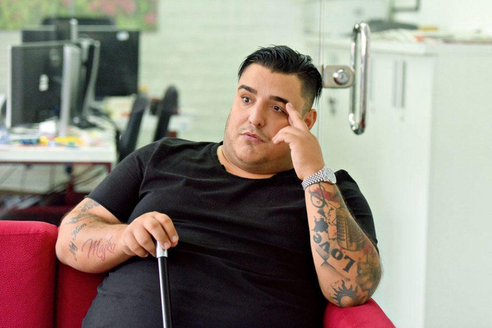 Дарко Лазиќ заврши како Боки 13: Пејачот со операција го смали желудникот (ФОТО)