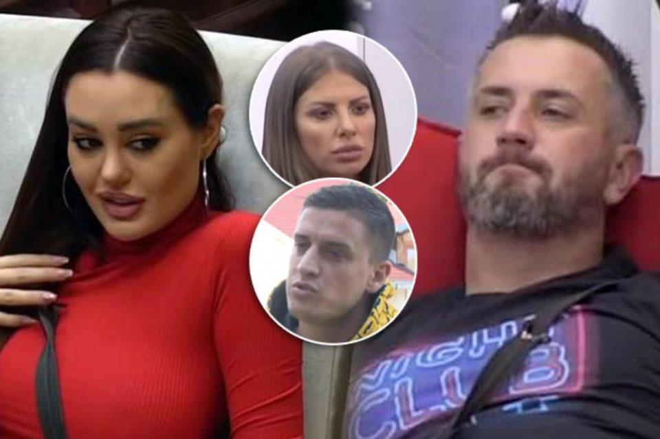 Ана Кораќ и Едис Фетиќ имале скришна афера: Го намамила пијан во ВЦ на секс за една ноќ?! (ФОТО)