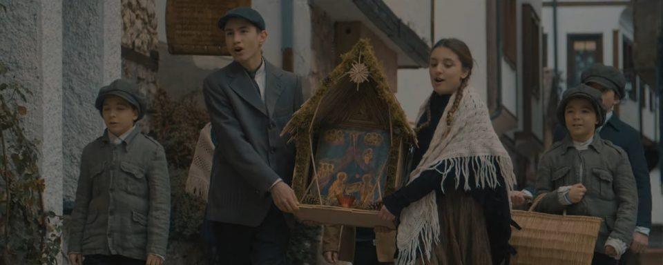 """Божиќна песна – """"Христос се роди денес"""" ( ВИДЕО)"""