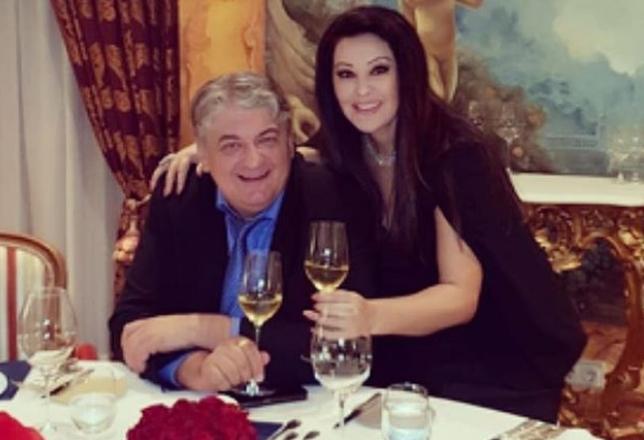 Како на филм: Драгана Мирковиќ не ни насетувала каква ноќ за паметење и приредува сопругот (фото)