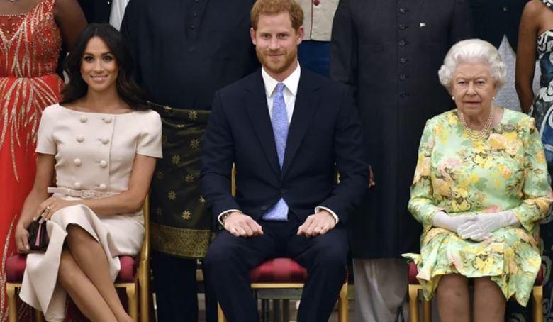"""Еве зошто Меган Маркл не присуствуваше на """"кризниот состанок"""" во кралското семејство"""