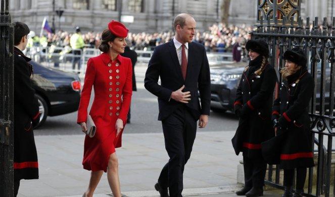"""Принцот Вилијам подготвува големо изненадување за Кејт Мидлтон за """"Денот на вљубените"""""""