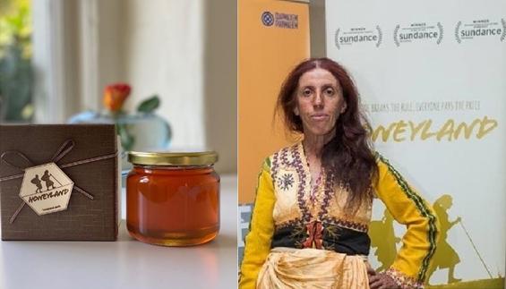 На оваа холивудска ѕвезда Атиџе и подари тегла мед, а таа веднаш се пофали на својот Инстаграм (ФОТО)