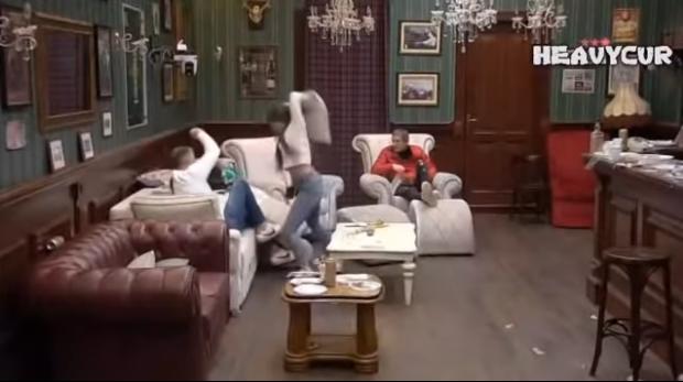 """На денот на вљубените Едо и Драгана се испотепаа во """"Задруга 3"""": """"Мене ме е*еш за хонорар кој јас ти помогнав да го зработиш"""" (ВИДЕО)"""