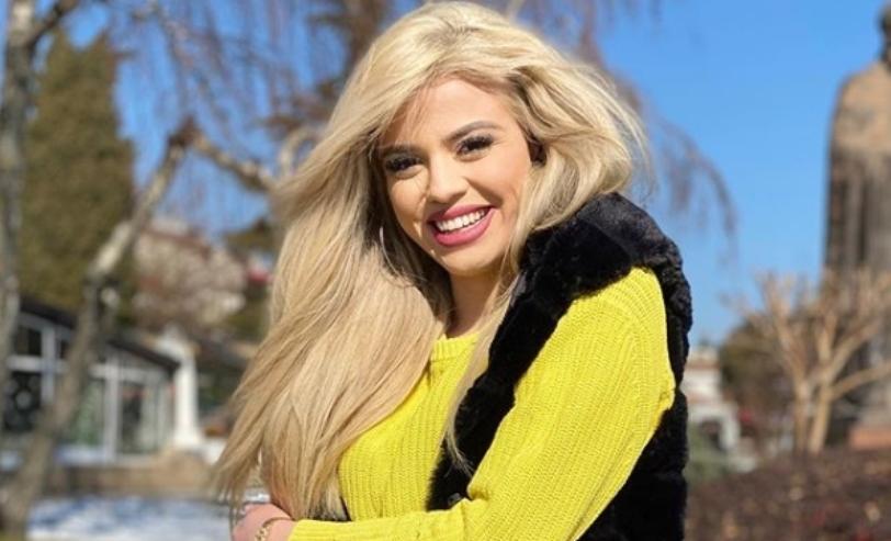 Кристина Димитриевска е мис Балкан, а еве ја нејзината мајка од која ја наследила убавината (фото)