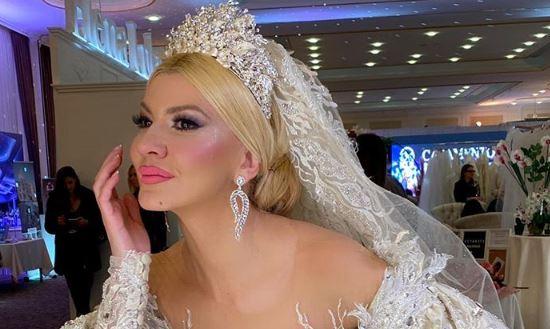 Марјана Станојковска се подготвува за свадба, еве во каква венчаница се замислува на најубавиот ден од животот (фото)
