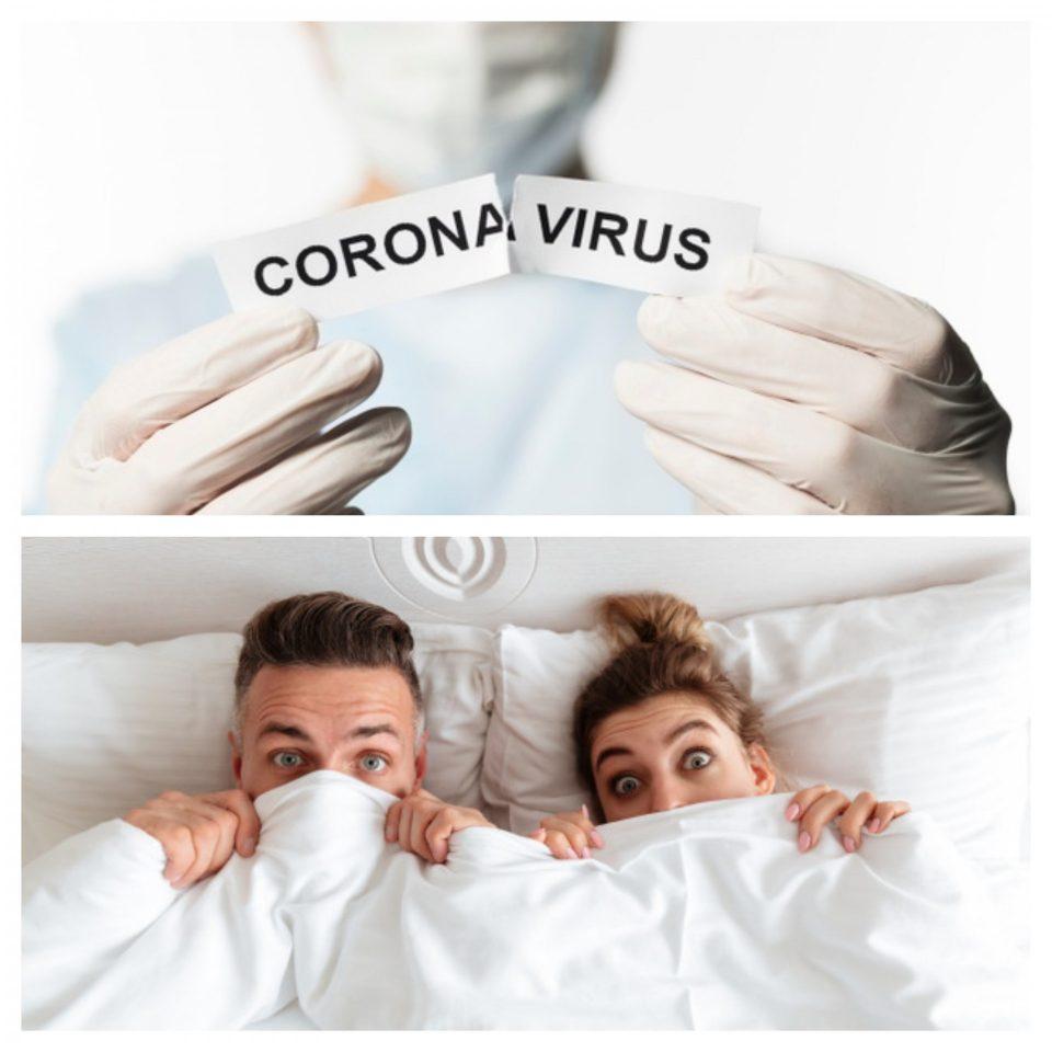 """Секс за време на коронавирусот: Почекајте со """"акција"""" затоа што презервативот нема да ве заштити"""