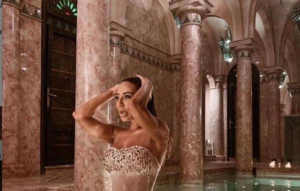 Струкот никогаш не и бил потенок: Ана Николиќ се пофали дека веќе нема ни грам сало (фото)