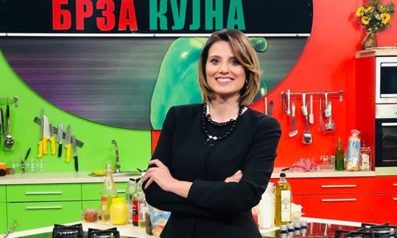 """Александра од """"Брза кујна"""" направи храбра промена: Како ви се допаѓа со новата фризура? (фото)"""