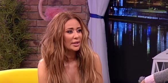 """Хит снимка од Ана Николиќ во Амиџи шоу: """"Ако умрам од корона, ќе се убијам"""" (видео)"""