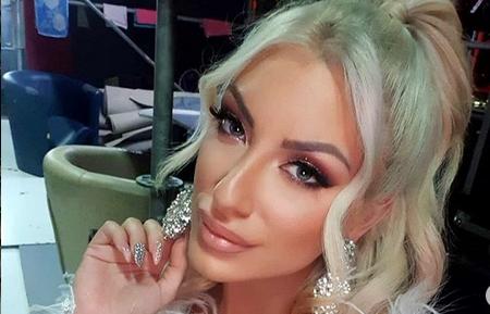 """Теа Стошевска е најпровокативната и најсекси учесничка во """"Ѕвездите на Гранд"""": Македонско девојче, ептен надарена! (ВИДЕО)"""