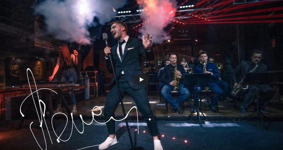 """Филип Пешевски  со """"Баги биг бенд"""" и ДЈ Сењорита – """"Ти ми стоиш најдобро"""" (ВИДЕО)"""