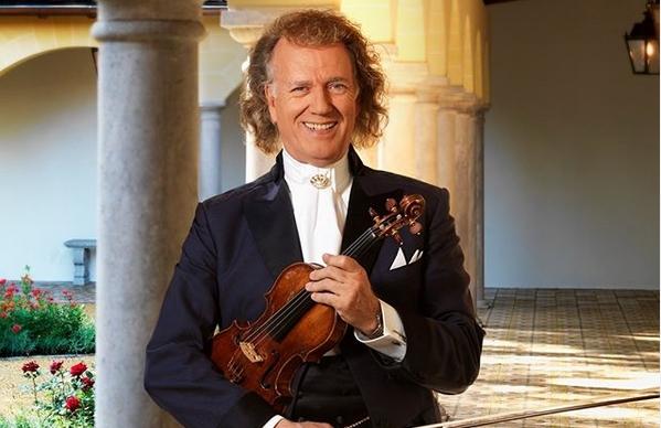 Андре Риу повторно доаѓа на концерт во Скопје