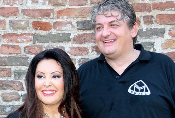 Сопругот Тони и децата се плашат за здравјето на пејачката: Драгана Мирковиќ нема страв од корона, па замина на турнеја