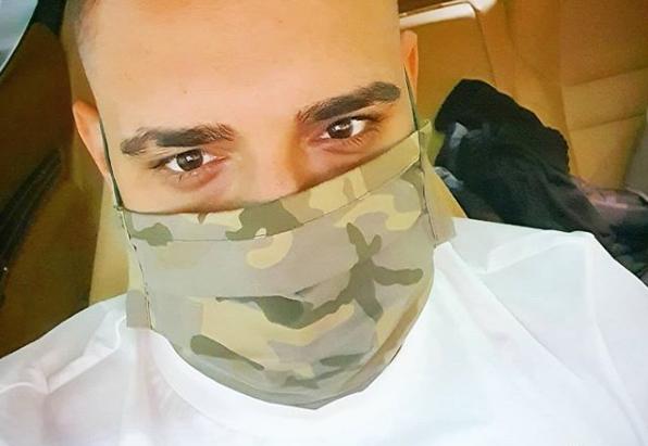 Во време на коронавирус на Дарко Лазиќ му е дојдено до тетовирање – следбениците го осудија (фото)