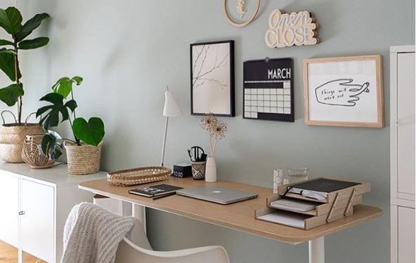Лесно е да работите од дома: Домашни канцеларии што ќе ве воодушеват