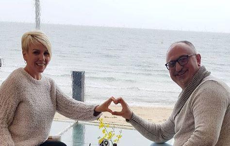 Татјана Лазаревска и сопругот во време на пандемија имаа убав повод за славење (фото)