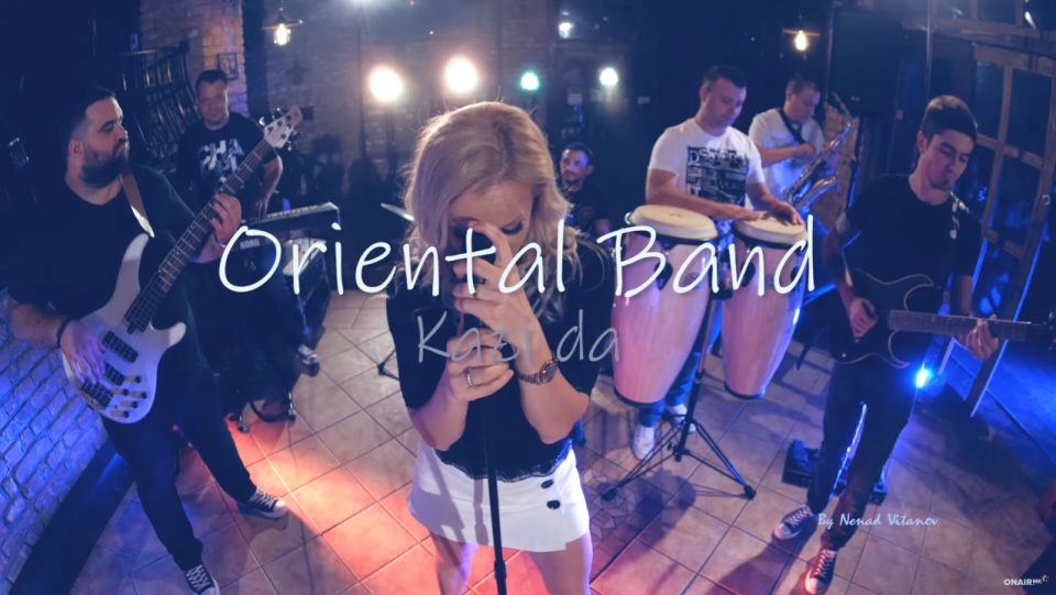 """""""Ориентал бенд"""" ти подаруваат нова песна и те канат без да му ја мислиш, да останеш дома – """"Кажи да"""" (ВИДЕО)"""
