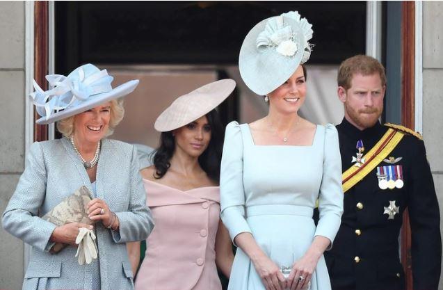 """Нов скандал во кралското семејство: Меган Маркл """"удри"""" по Кејт Мидлтон"""